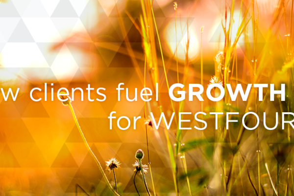 New Clients at Westfourth Post Header