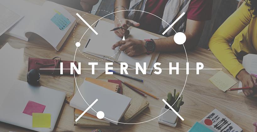 Internship header
