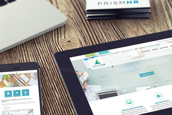 Prism HR Branding