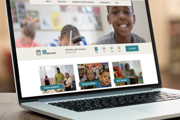 National Children's Center Website
