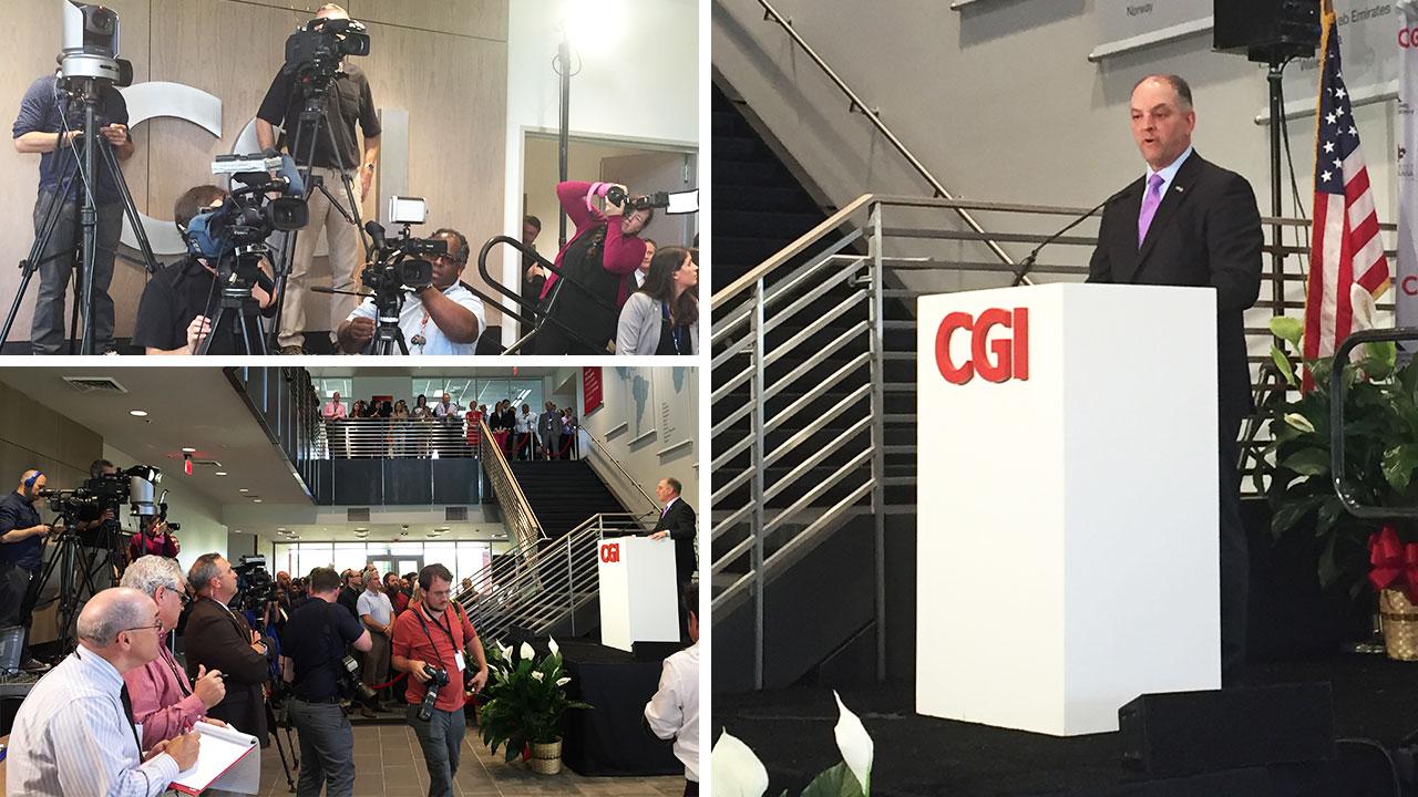 CGI Media Event